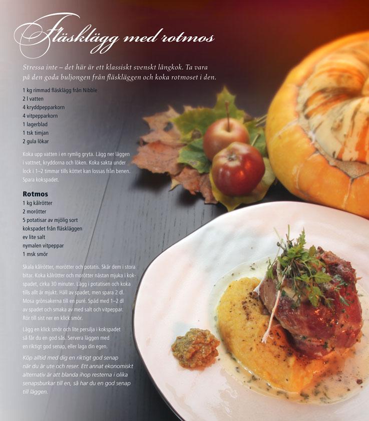 Recept Fläsklägg Nibble