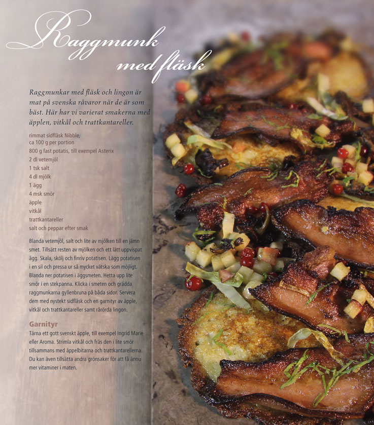Recept Raggmunk Nibble