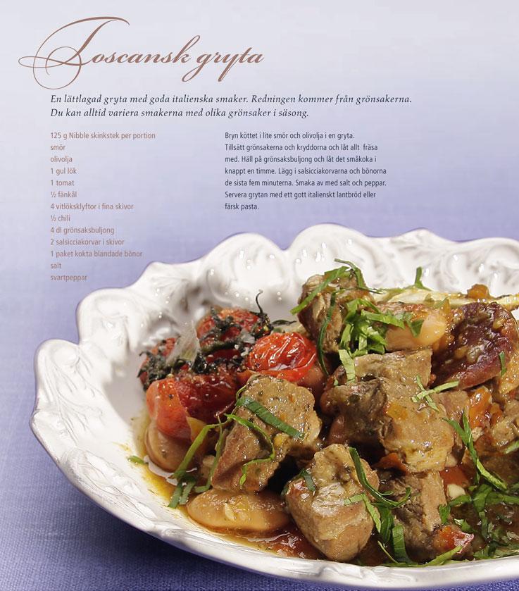 Recept gryta Nibble
