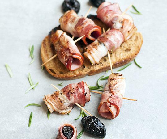 Bacon Nibble